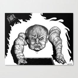 Kuats Canvas Print