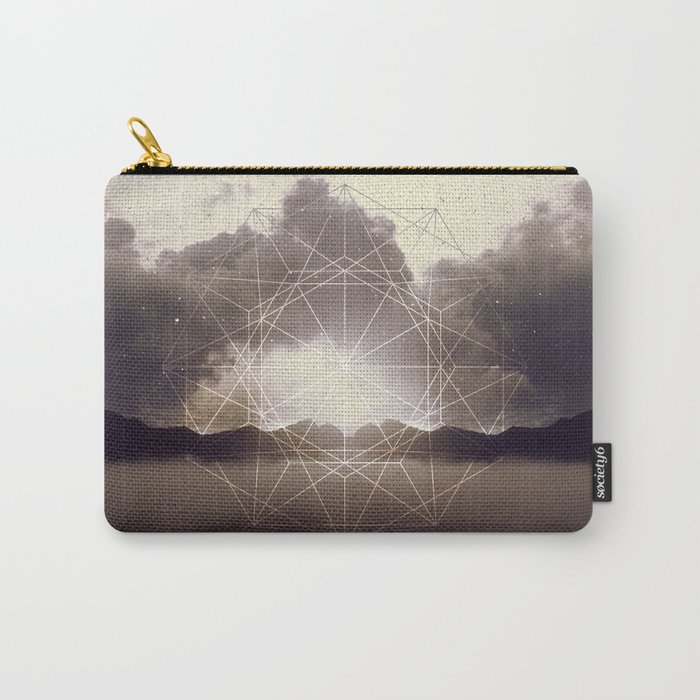 Beyond the Fog Lies Clarity | Dawn Carry-All Pouch