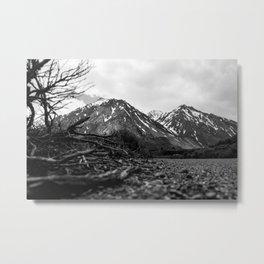 Feeling The Nature Metal Print