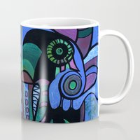 bugs Mugs featuring BUGS by Deyana Deco