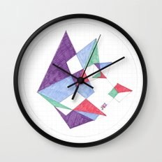 Kite-netic #1 Wall Clock