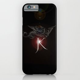 James D. Kramer; digital artist iPhone Case