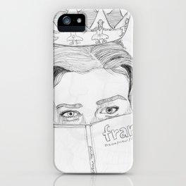 Magazine Queen  iPhone Case