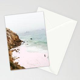 Pink Trails #society6 #decor #buyart Stationery Cards