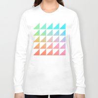 gradient Long Sleeve T-shirts featuring Gradient by Fimbis