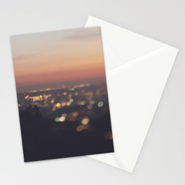 Los Angeles Photograph. Everyone's A Star No.2 Stationery Cards