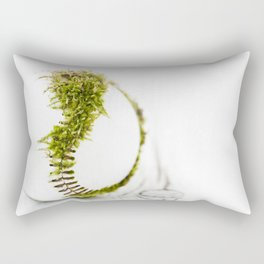 Dragon Moss ball baseball Rectangular Pillow