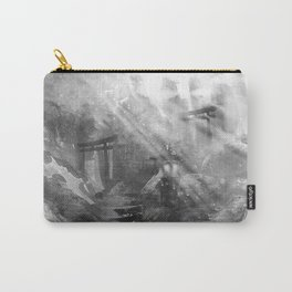 Time Temple Carry-All Pouch