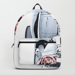 Retro car Backpack