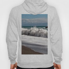 Magic Waves on the Isle of Sicily Hoody