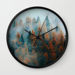 Holomontas Autumn Wall Clock
