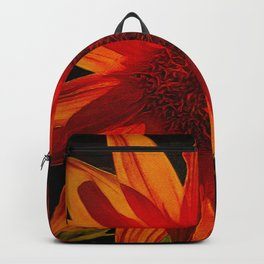 Sunflower Survivor Backpack