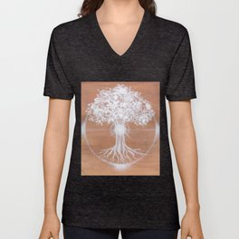Dreaming of Sundogs Unisex V-Neck