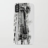train iPhone & iPod Cases featuring Train by Geni