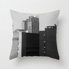 Curitiba (2012) Throw Pillow