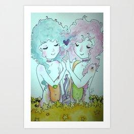 Valentine's Day Special #2 Art Print