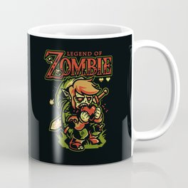Legend of Zombie Coffee Mug