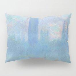 "Claude Monet ""The Houses of Parliament"",1903 Pillow Sham"