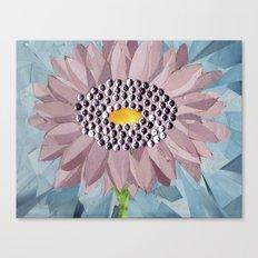 Viva La Flora Canvas Print