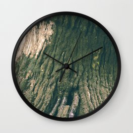 Passing Time in Victorian Afternoon Wall Clock