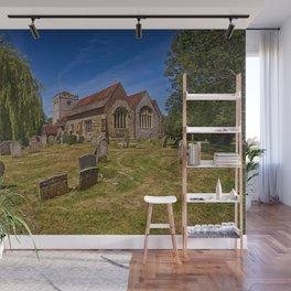 St Mary The Virgin Ringmer Wall Mural