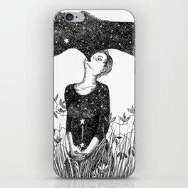 Full of Stars iPhone Skin