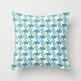 Interlocked Throw Pillow