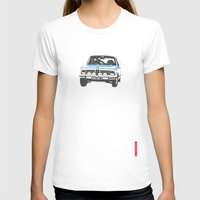 bmw T-shirts featuring BMW 3 Series by Remove Before . . .