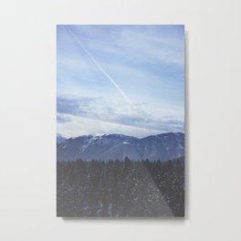 Invermere, BC Metal Print