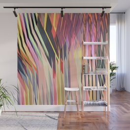 Abstract Composition 615 Wall Mural