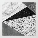 Marble and Granite Abstract by calacatta