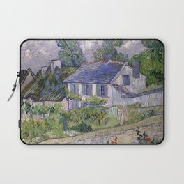 Vincent Van Gogh - Houses at Auvers Laptop Sleeve