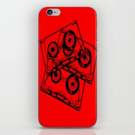 Lost Tapes iPhone Skin