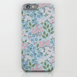In the fairy garden iPhone Case