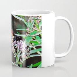 Monarchs Milkweed | oil painting  Coffee Mug