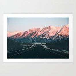 Drive XI Art Print