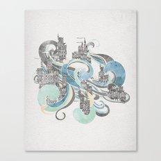 Salann Canvas Print