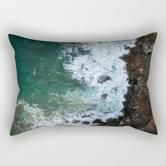 Cliff 5 Rectangular Pillow