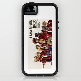 Seven Birds Part 1 iPhone Case