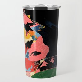 Half past black hour Travel Mug