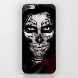 The Undertaker iPhone Skin