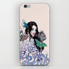 Lilitha iPhone & iPod Skin
