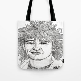Rod the Mod Tote Bag