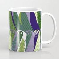 fern Mugs featuring Fern by Alex Morgan