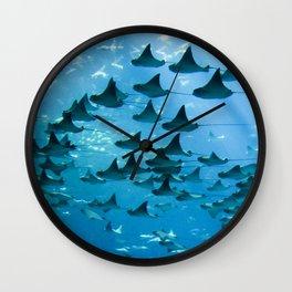 Birds of the Sea Wall Clock