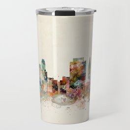 tulsa oklahoma skyline Travel Mug