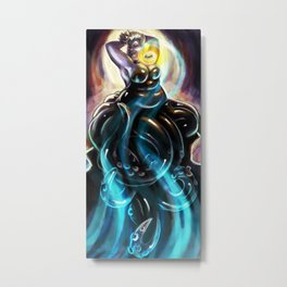 I admit that in the past i've been a nasty... Metal Print
