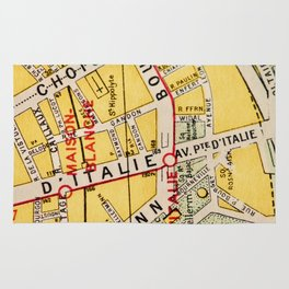 All About Paris IV Rug