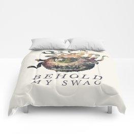 Beholder (Typography) Comforters