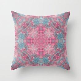 magic mandala 49 #mandala #magic #decor Throw Pillow